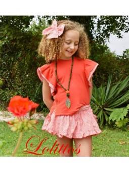 Collar clementina LOLITTOS