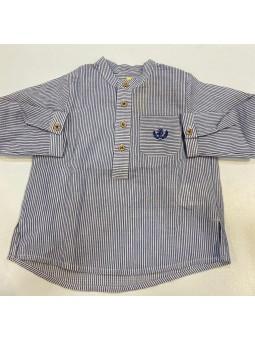 Camisa de rayas PILI CARRERA