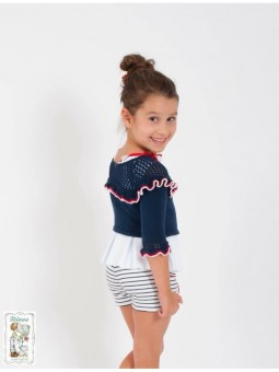 Jersey niña Nautical KAULI