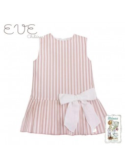 Vestido rayas EVE CHILDREN