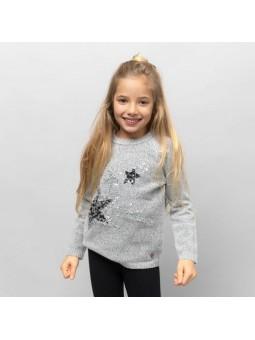 Jersey stars gris CONGUITOS