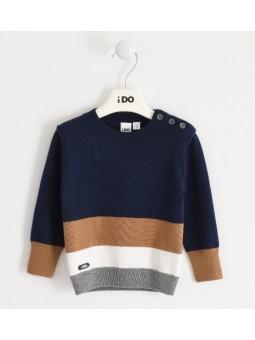 Suéter franjas IDO