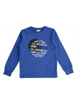 Camiseta esfera all around IDO