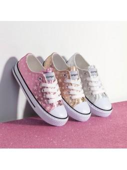 Zapatillas estrellas CONGUITOS