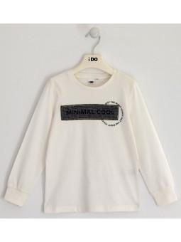 Camiseta minimal cool IDO