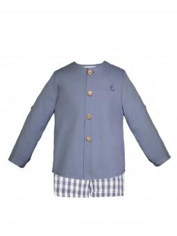 Camisa y bermuda Florence...