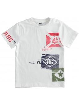 Camiseta banderas IDO