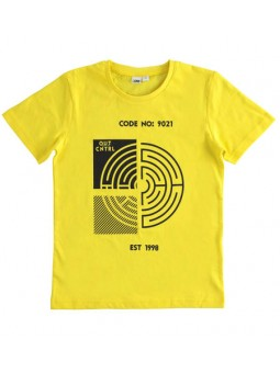 Camiseta Out of control IDO