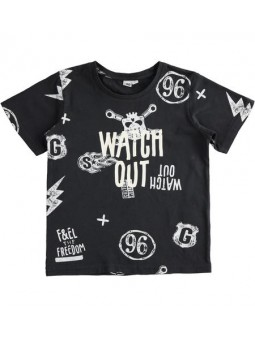 Camiseta Watch Out IDO