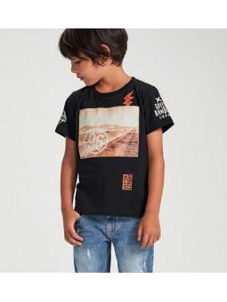 Camiseta desierto IDO
