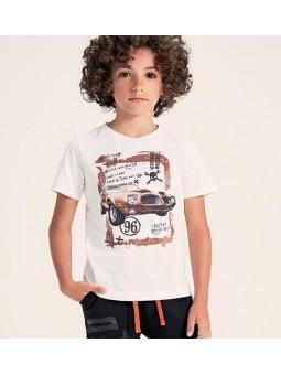 Camiseta coche IDO
