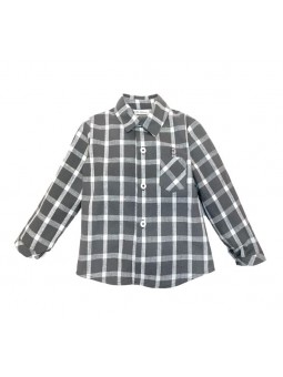 Camisa cuadros Moutard EVE...